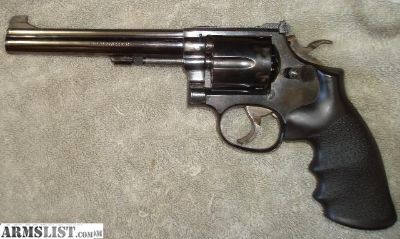 "For Sale/Trade: S&W 14-4 6"" .38 spl"