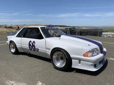 1991 Mustang Race Car