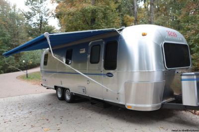 2000 Airstream Safari Travel Trailer