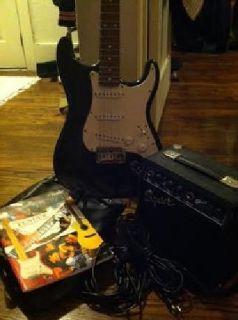 $200 OBO Electric Guitar Starter Kit
