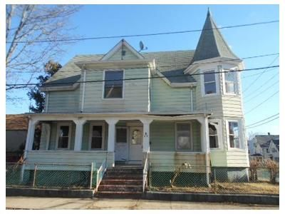 6 Bed 2 Bath Foreclosure Property in Attleboro, MA 02703 - Morey St
