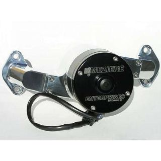 Find Meziere WP100U Electric Water Pump Chevy Big Block 35 GPM Polished motorcycle in Suitland, Maryland, US, for US $344.97