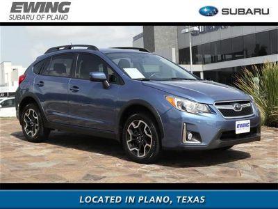2016 Subaru XV Crosstrek 2.0i Premium (Hyper Blue)