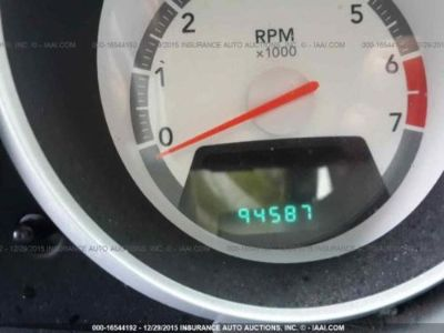 Sell DODGE CARAVAN Engine 3.3L (VIN E, 8th digit) 09 10 motorcycle in Jenison, Michigan, United States, for US $950.00