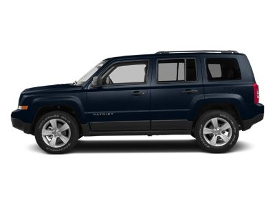 2014 Jeep Patriot Latitude (True Blue Pearlcoat)
