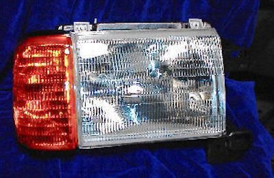 Find R HEADLIGHT 1987-1991 FORD Bronco PICKUP 87 88 89 90 91 motorcycle in Saint Paul, Minnesota, US, for US $108.00