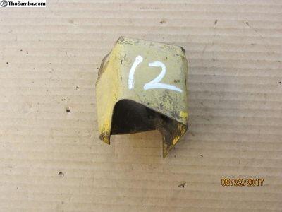ghia rear bumper support bracket #12