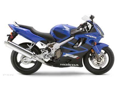 2006 Honda CBR 600F4i SuperSport Motorcycles Houston, TX