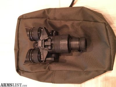 For Sale: Armasight NYX-7 Gen 2+ ID Nightvision Goggles