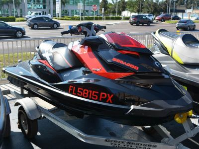 2015 Sea-Doo RXP -X 260 2 Person Watercraft Clearwater, FL