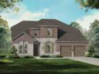The Plan 208 by Highland Homes: Plan to be Built