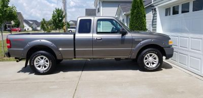 2007 Ford Ranger Sport 2WD ext cab