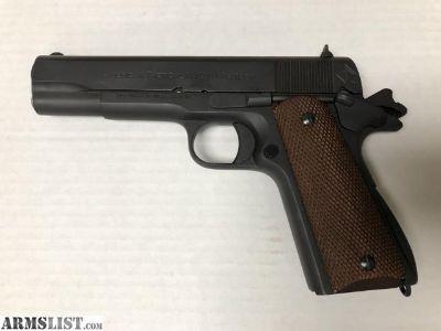 For Sale/Trade: ATI FX45 Military 1911