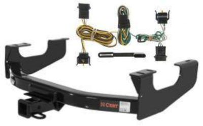 Purchase Curt Class 4 Trailer Hitch & Wiring for Ford F-150 / F-150 Heritage / F-250LD motorcycle in Greenville, Wisconsin, US, for US $196.11