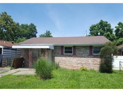 3 Bed 1 Bath Foreclosure Property in Fairfield, OH 45014 - Cardinal Ave