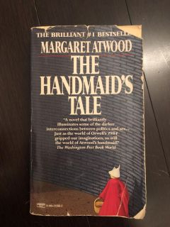 The Handmaid s Tale Paperback Book