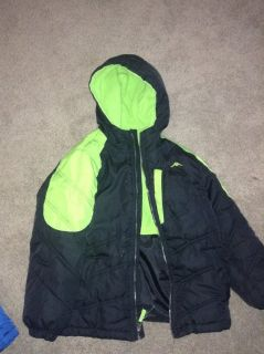 Boys Winter Coat Size S