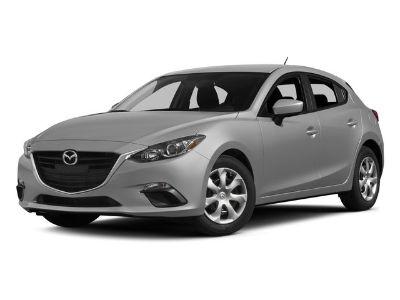 2015 Mazda Mazda3 i Grand Touring (Snowflake White Pearl Mica)