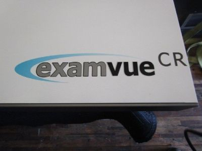 2014 Examvue FireCR Digital X-ray Scanner RTR#8073721-01