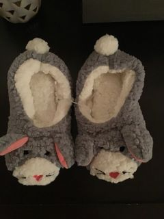 New- Bunny slippers