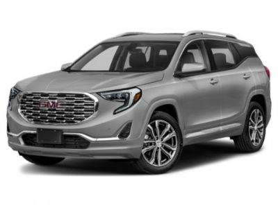 2019 GMC Terrain SLE (Quicksilver Metallic)