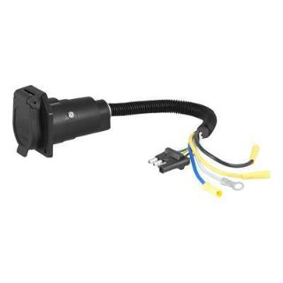 Find CURT Manufacturing Trailer Harness Adapter 57184 motorcycle in Tallmadge, OH, US, for US $19.97