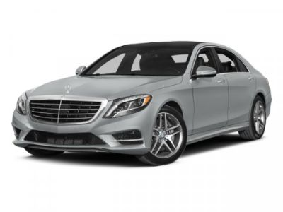 2014 Mercedes-Benz S-Class S550 4MATIC (Diamond White Metallic)
