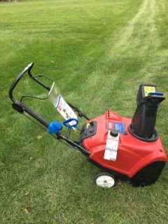 TORO POWER CLEAR 221WITH MANUAL READY TO WORK