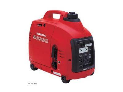 2010 Honda Power Equipment EU1000iA Generators Escanaba, MI