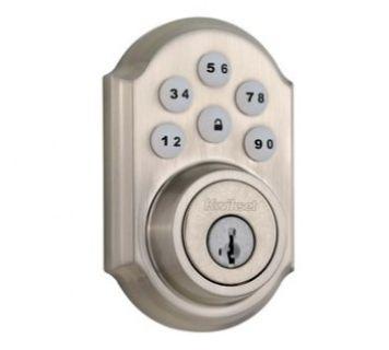 Kwikset Smart Code Electronic Deadbolt | Locking hardware