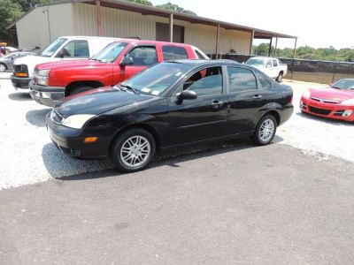 2006 Ford Focus ZX4 S (BLK)