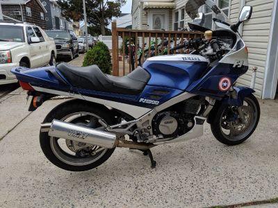 1991 Yamaha FJ1200 A