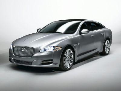 2013 Jaguar XJL Portfolio (Polaris White)