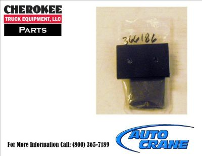 Sell Auto Crane 366186000, KB PAD BOOM TOP, For 5005EH, 5005H, 6406H, 8406H Series motorcycle in Chattanooga, Tennessee, US, for US $24.25