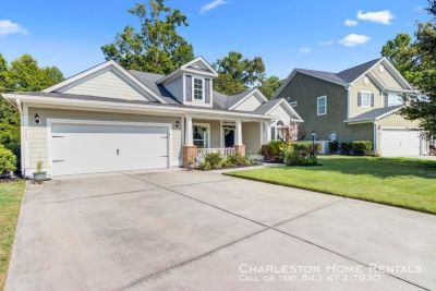 3 Bedroom 2 Bath House in Indigo Palms - North Charleston