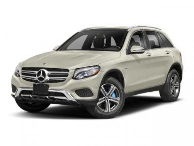 2018 Mercedes-Benz GLC GLC 350e (POLAR WHITE)
