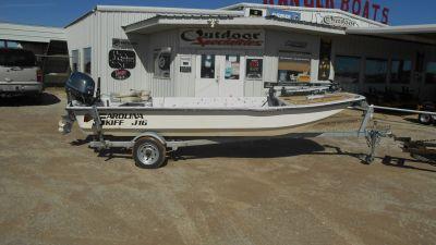 2004 Carolina Skiff j16 Boat Eastland, TX