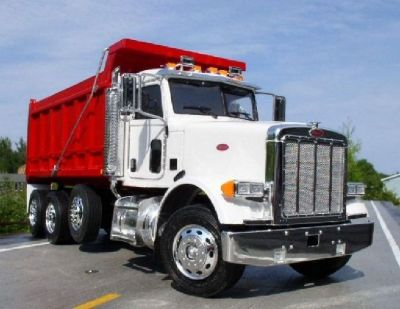 Contact us for your best dump truck financing options