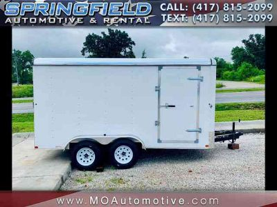 Used 2019 Patriot Trailers Enclosed Trailer for sale