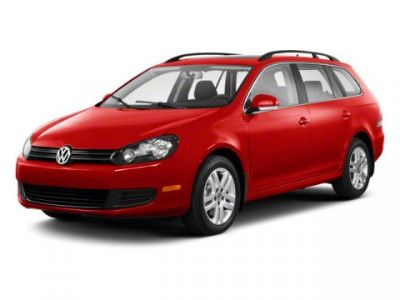 2011 Volkswagen Jetta SportWagen TDI (Tornado Red)