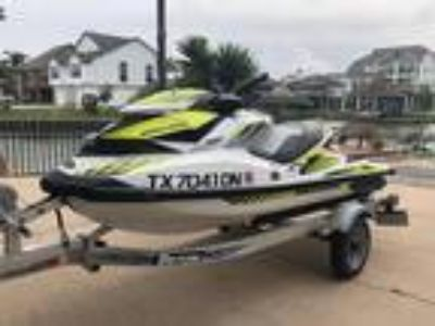 2016 Seadoo RXPX 300, 35 hrs, CLEAN, w/ mods, cover and trailer