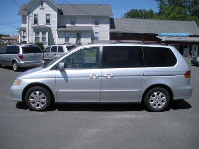 2002 Honda Odyssey EX-L (Silver)