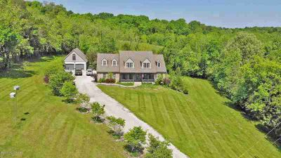 3664 Mink Run Rd Frankfort Four BR, Here it Is!