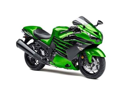 2015 Kawasaki Ninja ZX -14R ABS SuperSport Motorcycles Pahrump, NV