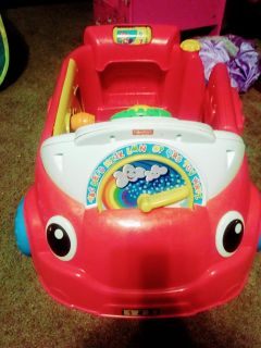 Fisher-Price car