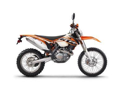 2014 KTM 500 EXC Dual Sport Motorcycles Costa Mesa, CA