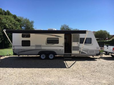 2005 R-Vision TRAVEL TRAILER