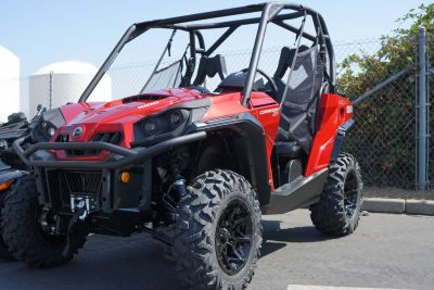 2018 Can-Am Commander XT 1000R Side x Side Utility Vehicles Elk Grove, CA