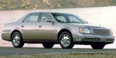 Used 2000 Cadillac DeVille 4dr Sdn