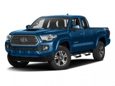 2018 Toyota Tacoma TRD Sport Access Cab 6' Bed V6 (Super White)